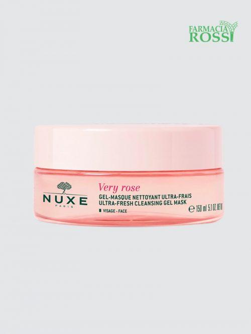 Gel Maschera Detergente Very Rose 150ml Nuxe | Farmacia Rossi