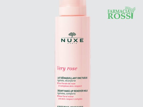 Latte Struccante Vellutato Very Rose | FARMACIA ROSSI