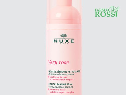 Mousse Leggera Detergente Very Rose | FARMACIA ROSSI