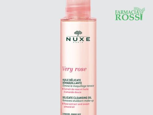 Olio Delicato Struccante Very Rose   FARMACIA ROSSI