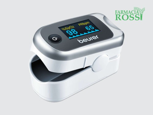 Pulsossimetro PO 40 Beurer | FARMACIA ROSSI