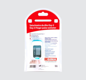 Saturimetro da dito Gima Oxy-3 | FARMACIA ROSSI