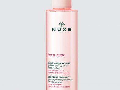 Tonico Spray Fresco Very Rose 200ml Nuxe   Farmacia Rossi