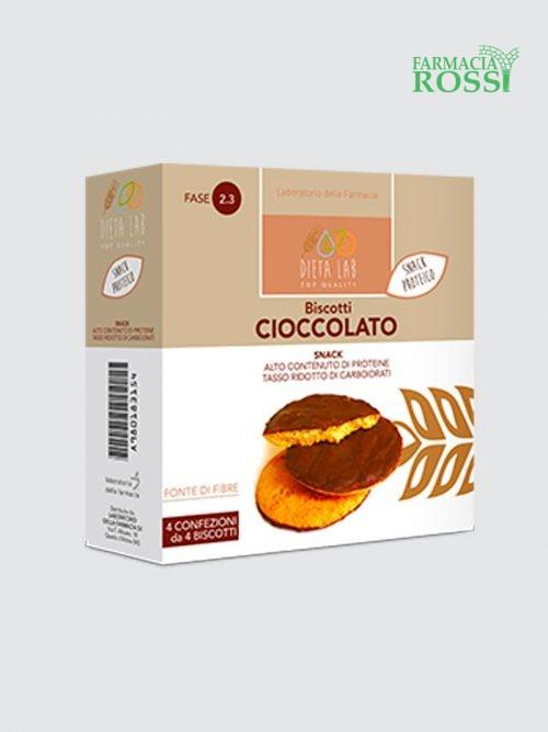 Biscotti al Cioccolato Dieta Lab | FARMACIA ROSSI