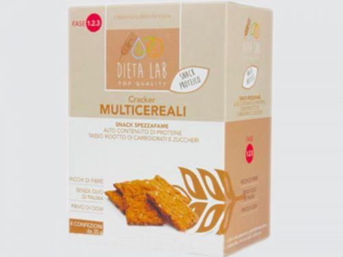 Cracker Multicereali 140 G | Farmacia Rossi