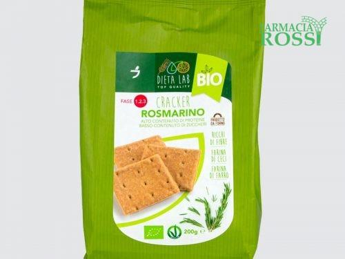 Cracker Rosmarino Bio Dieta Lab | FARMACIA ROSSI