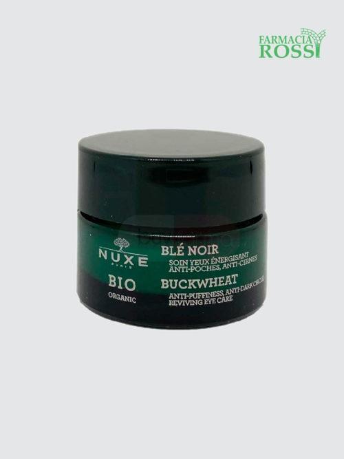 Crema Occhi Anti Borse e Occhiaie con Grano Saraceno BIO Nuxe | FARMACIA ROSSI