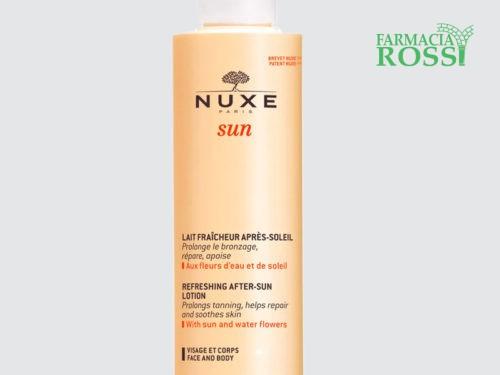 Latte doposole fresco per viso e corpo Nuxe Sun   FARMACIA ROSSI
