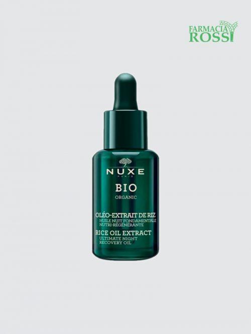 Olio Notte Nutriente Rigenerante 30ml Bio Nuxe | Farmacia Rossi