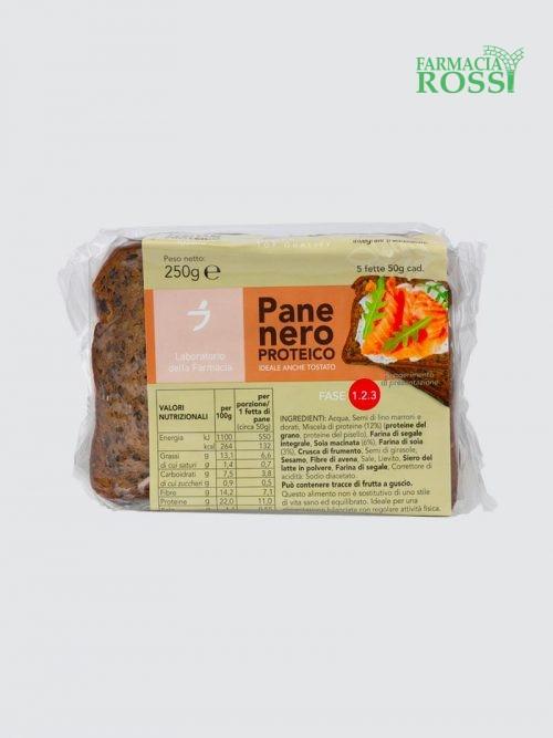 Pane Nero Proteico Dieta Lab | FARMACIA ROSSI