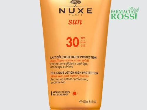 Protezione solare anti-età SPF 30 Nuxe Sun | FARMACIA ROSSI