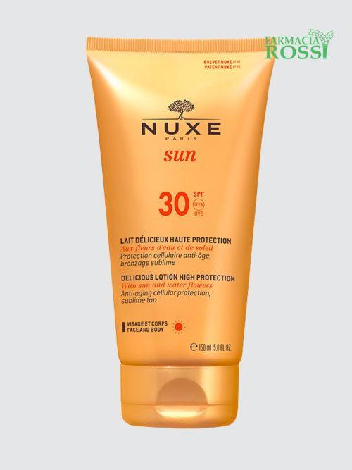 Protezione solare anti-età SPF 30 Nuxe Sun   FARMACIA ROSSI