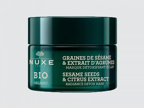 Radiance Maschera Detox Illuminante 50ml Bio Nuxe | Farmacia Rossi