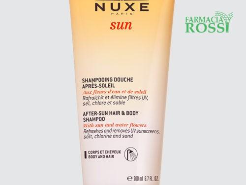 Shampoo doccia doposole NUXE Sun | FARMACIA ROSSI