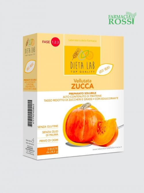 Vellutata Zucca Dieta Lab | FARMACIA ROSSI
