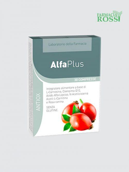 Alfa Plus 30 Compresse Laboratorio Della Farmacia | Farmacia Rossi