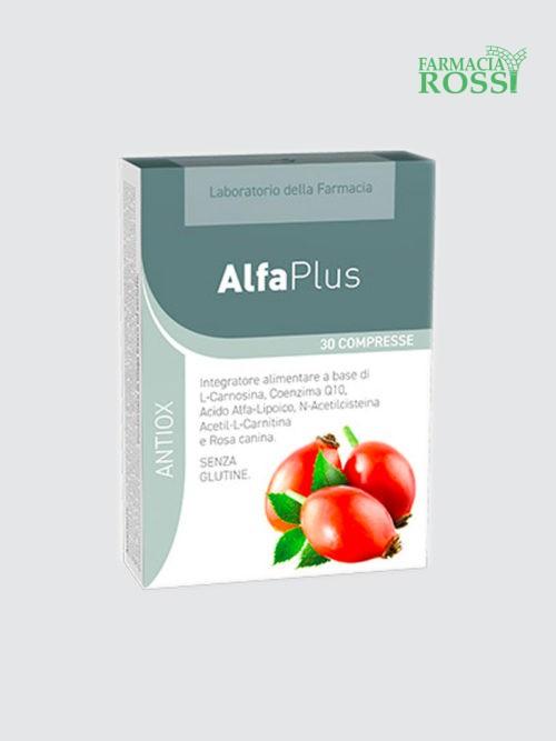 AlfaPlus Laboratorio della Farmacia | FARMACIA ROSSI
