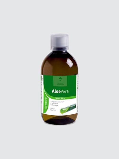 Aloe Vera Puro Laboratorio della Farmacia | FARMACIA ROSSI