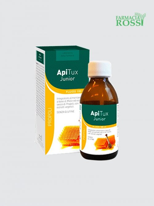 Apitux Junior 180 Ml Laboratorio Della Farmacia   Farmacia Rossi