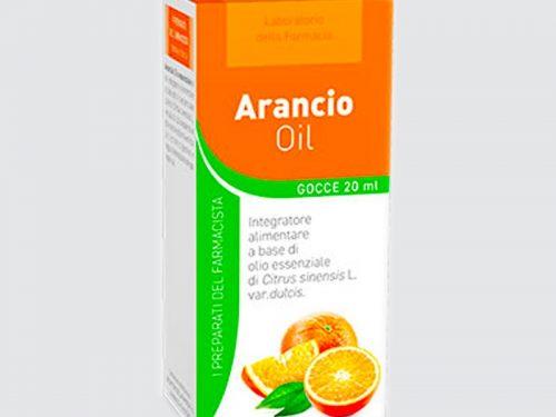 Arancio Oil 20 Ml Laboratorio Della Farmacia | Farmacia Rossi