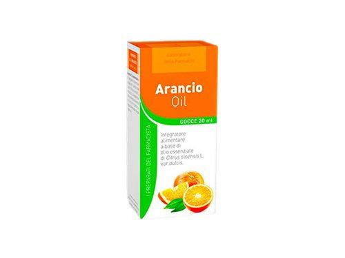 Arancio Oil 20ml Laboratorio Della Farmacia | Farmacia Rossi