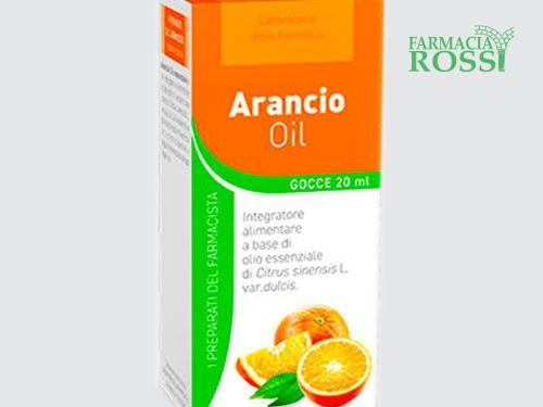 Arancia Oil Laboratorio della Farmacia | FARMACIA ROSSI