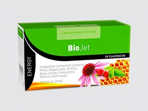 Biojet 10 Ml 10 Flaconcini Laboratorio Della Farmacia | Farmacia Rossi