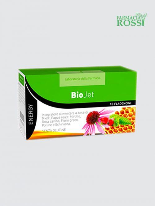 Biojet 10 Ml 10 Flaconcini Laboratorio Della Farmacia   Farmacia Rossi