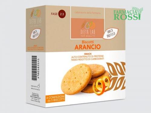 Biscotti Arancio Cioccolato Dieta Lab | FARMACIA ROSSI