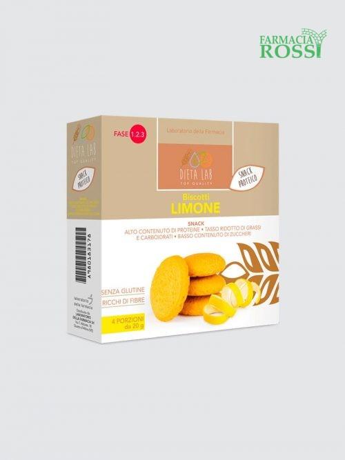 Biscotti Limone Dieta Lab | FARMACIA ROSSI