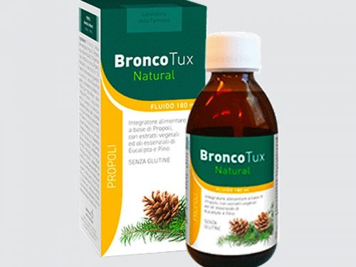 Broncotux Fluido 180 Ml Laboratorio Della Farmacia | Farmacia Rossi