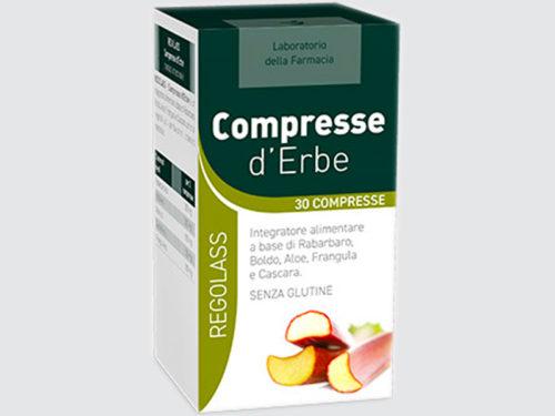 Compresse d'Erbe Laboratorio della Farmacia | FARMACIA ROSSI