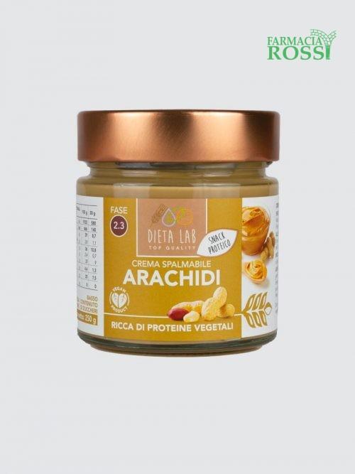 Crema Spalmabile Arachidi Dieta Lab | FARMACIA ROSSI