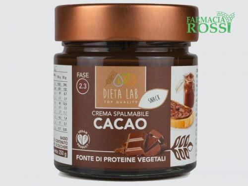 Crema Spalmabile Cacao Dieta Lab | FARMACIA ROSSI