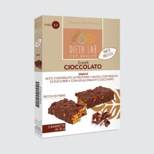 Crunch Cioccolato Dieta Lab