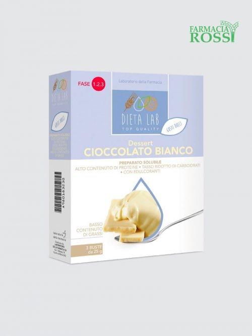 Dessert Cioccolato Bianco Dieta Lab | FARMACIA ROSSI