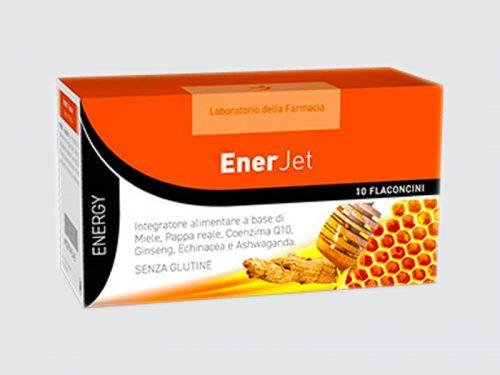 Enerjet 10 Ml 10 Flaconcini Laboratorio Della Farmacia | Farmacia Rossi
