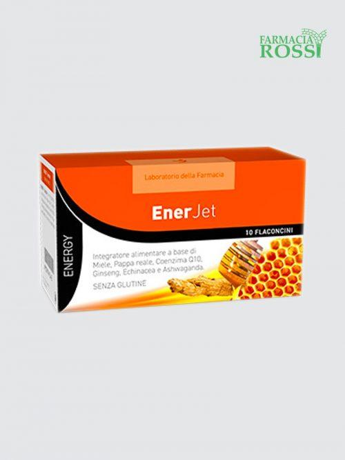 Enerjet 10 Ml 10 Flaconcini Laboratorio Della Farmacia   Farmacia Rossi
