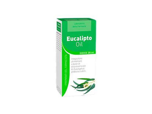 Eucalipto Oil 20ml Laboratorio Della Farmacia | Farmacia Rossi