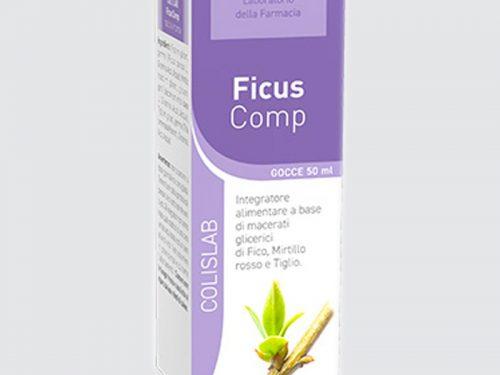 Ficus Comp Gocce 50 Ml Laboratorio Della Farmacia | Farmacia Rossi