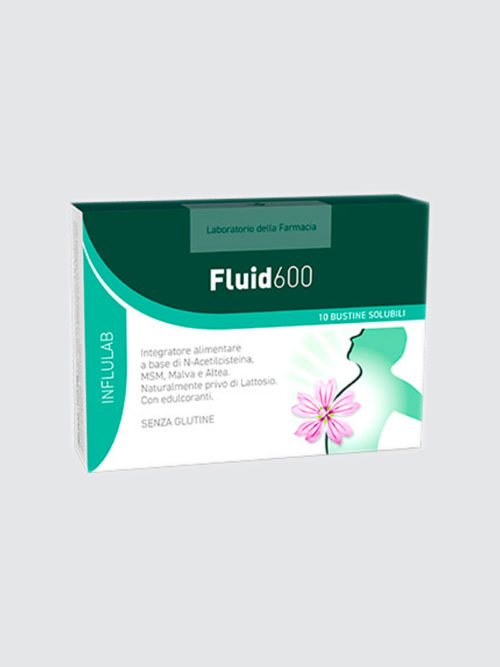 Fluid600 Laboratorio della Farmacia | FARMACIA ROSSI