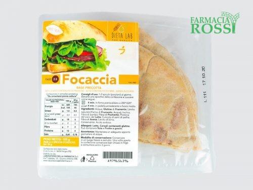 Focaccia Dieta Lab | FARMACIA ROSSI