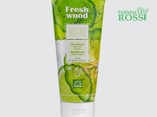 Gel Doccia Freshwood 200ml Laboratorio della Farmacia   FARMACIA ROSSI