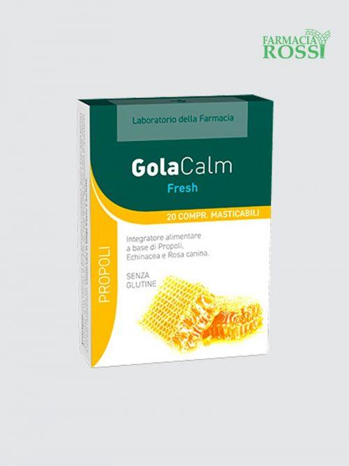 Golacalm Fresh 20 Compresse Masticabili Laboratorio Della Farmacia   Farmacia Rossi