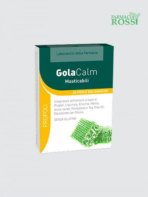 Golacalm Perle 20 Perle Balsamiche Laboratorio Della Farmacia   Farmacia Rossi