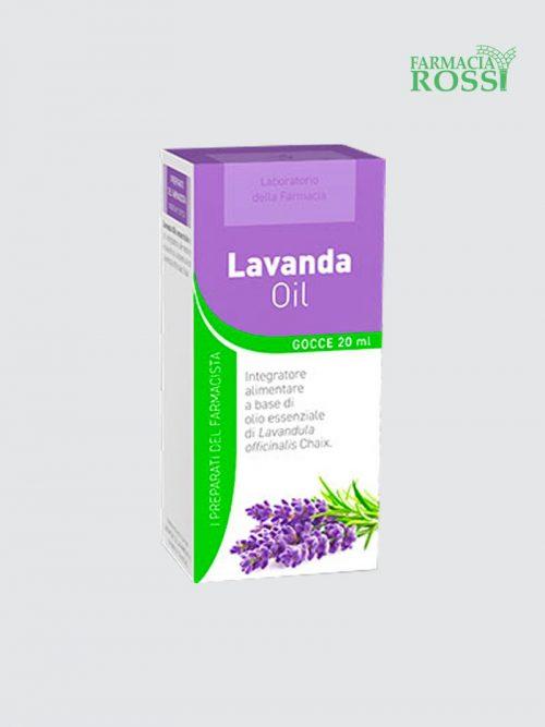 Lavanda Oil 20 Ml Laboratorio Della Farmacia | Farmacia Rossi
