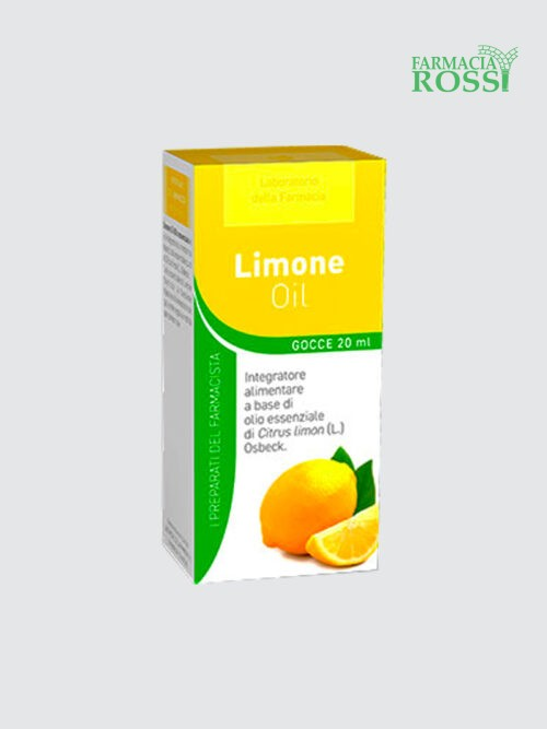 Limone Oil Laboratorio della Farmacia | FARMACIA ROSSI