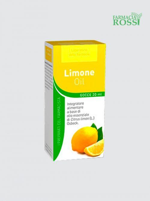 Limone Olio Essenziale 20 Ml Laboratorio Della Farmacia | Farmacia Rossi