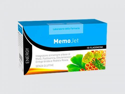 Memojet 10 Ml 10 Flaconi Laboratorio Della Farmacia   Farmacia Rossi