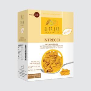 Pasta Intrecci Dieta Lab